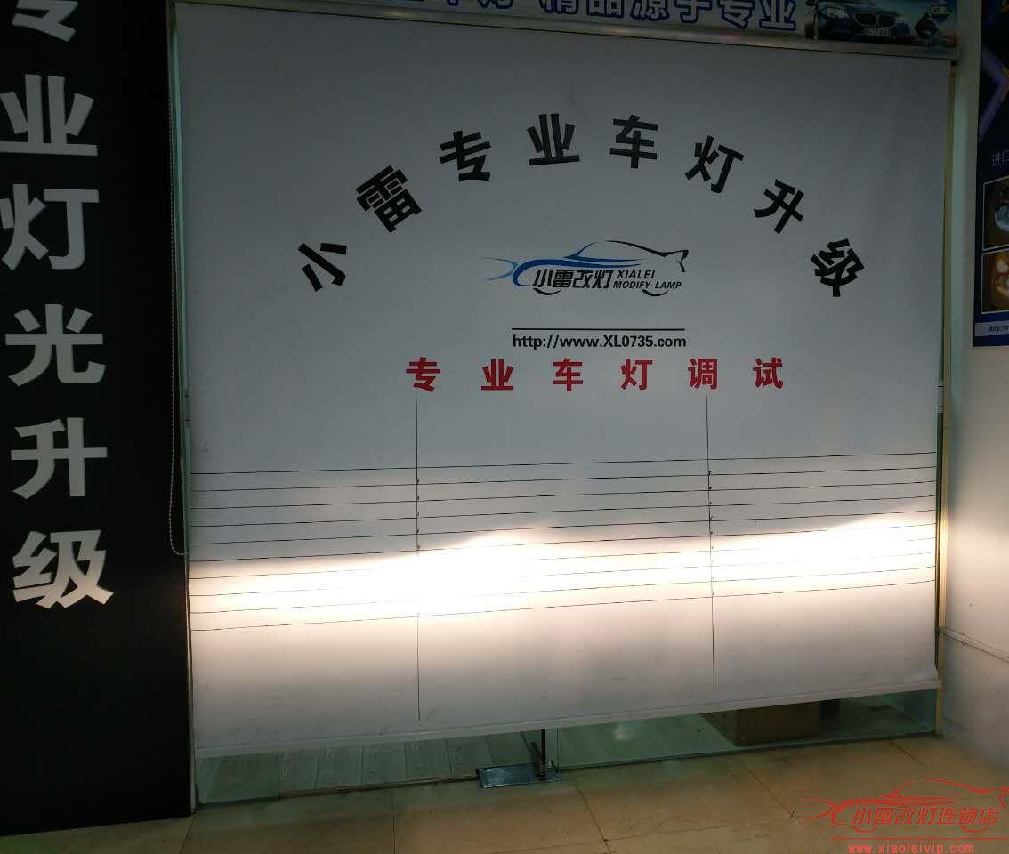 车灯升级实例|本田cr-v升级海拉5双光透镜+海迪安定+冰蓝恶魔眼
